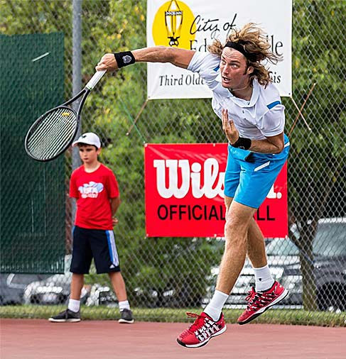 la quinta senior singles Se llama roberto cid subervi, tiene 24 años y viene de ser finalista del atp challenger tour luego de superar la fase previa.